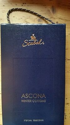 SCABAL Design SAMPLEBOOK StoffKatalog Stoffmusterbuch Bunch 1983 WINTERCOTTONS
