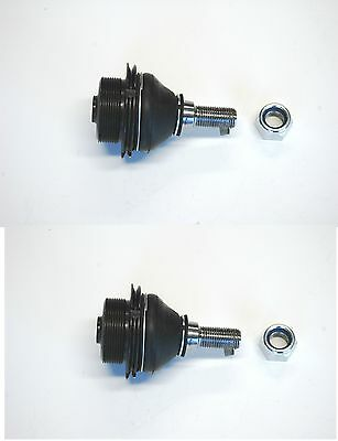 2 x FOR PEUGEOT 407 507 2004-ONWARDS FRONT UPPER LEFT AND RIGHT BALL JOINT PAIR