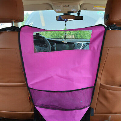 Pet Life Protective Mesh Folding Backseat Car Safety Barrier Pet Accessories 6A