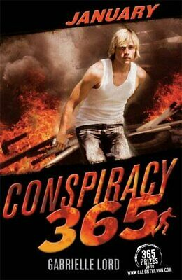 Conspiracy 365: January by Lord, Gabrielle