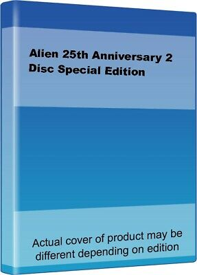 Alien 25th Anniversary 2 Disc Special Edition.