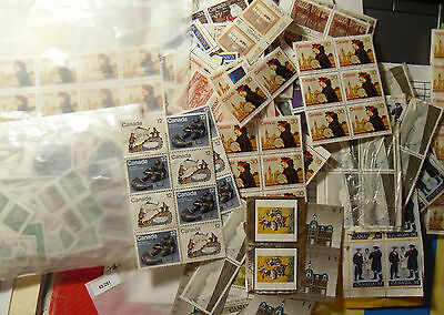 """CANADA Lots of Stamps Escaped to Post office cancel """" FACE VALUE"""" about $ 244"""