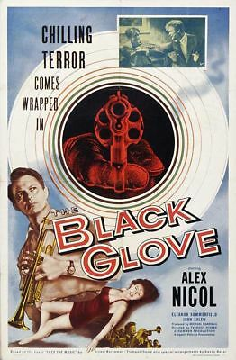 the black glove dvd