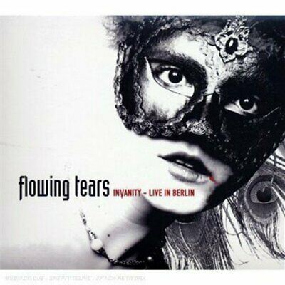 Flowing Tears - Invanity - Flowing Tears CD 8MVG The Cheap Fast Free Post The