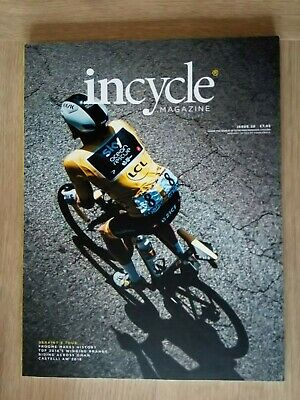 incycle Magazine, Issue 28, Chris Froome, Geraint Thomas, Castelli, Oman