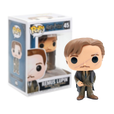 New Harry Potter Remus Lupin Pop Vinyl Figure #45 Funko Official