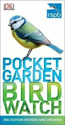 RSPB Pocket Garden Birdwatch by Mark Ward (Paperback, 2014)