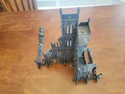 All Of The Live Forever | Games Workshop City Terrain