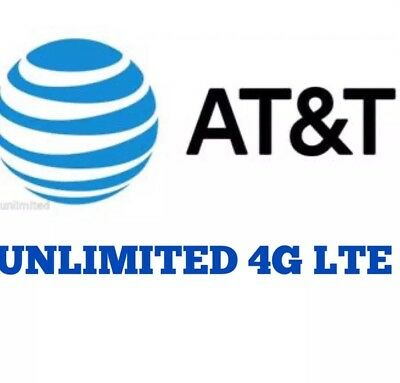 AT&T Unlimited 4G LTE Data!!!$34.99 Per Month Hotspots/Tablets/Phones!!