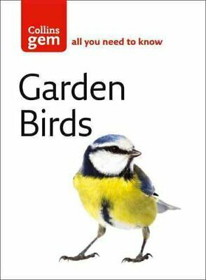 Garden Birds by Stephen Moss 9780007176144 | Brand New | Free UK Shipping