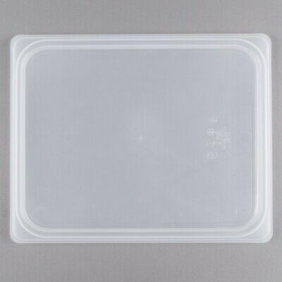 *NEW* CAMBRO 20PPCWSC190 Camwear 1/2 Size - Poly Food Pan Translucent Seal Cover