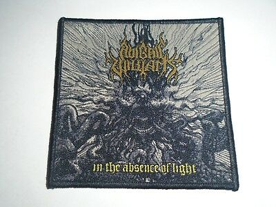 Abigail Williams In The Absence Of Light Woven Patch