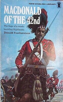 MacDonald of the 42nd by Donald Featherstone