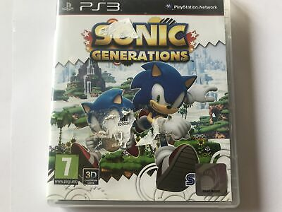 PS3 Sonic Generations - Playstation3