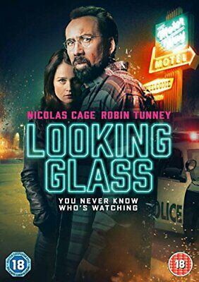 Looking Glass [DVD] [2018] By Patrick Cady,Nicolas Cage,Robin Tunney,Braxton .