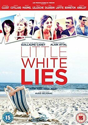 Little White Lies [DVD] By François Cluzet,Marion Cotillard.