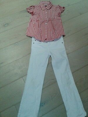 girls outfit m&co 9-10 years