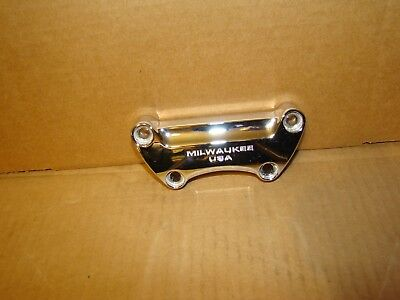 Harley Dyna Softail Sportster Handlebar Clamp OEM Milwaukee USA 55900025