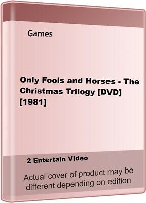 Only Fools and Horses - The Christmas Trilogy [DVD] [1981] By David Jason,Nic.