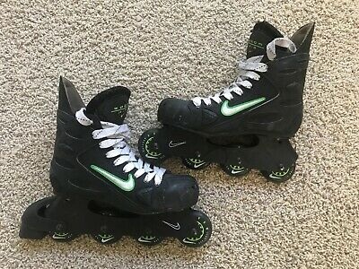 Details about Mens Nike Air Zoom Hockey Rollerblades Skates Size 7 Rare!! 90's