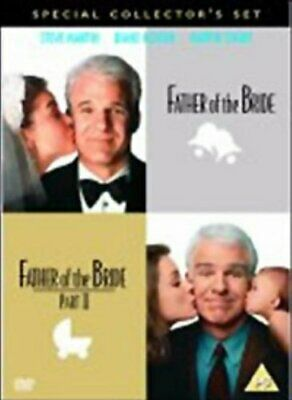 Father Of The Bride/Father Of The Bride: Part 2 [DVD] By Steve Martin,Diane K.