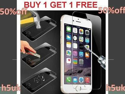 Apple IPhone 6 /6s 100% Genuine Tempered Glass Film Screen Protector