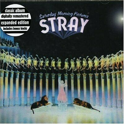 Stray-Saturday Morning Pictures CD NEU