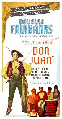 the private life of don juan 1934 dvd