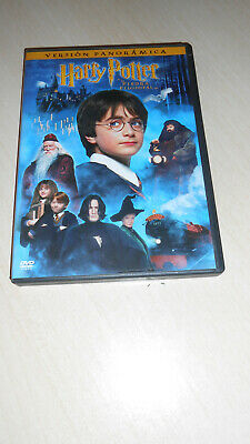 DVD HARRY POTTER Y LA PIEDRA FILOSOFAL Harry Potter and the Sorcerer's Stone