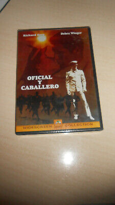 DVD OFICIAL Y CABALLERO  An Officer and a Gentleman