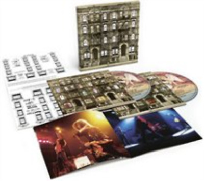 Led Zeppelin-Physical Graffiti CD NEW