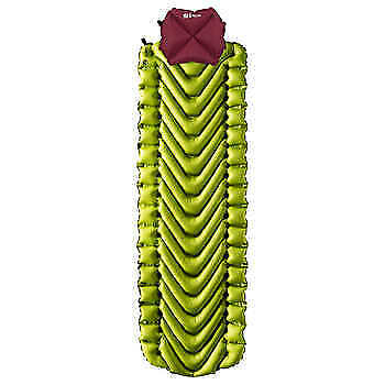Klymit Static V2 Sleeping Pad with X Pillow