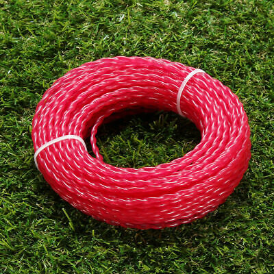 Replacement Trimmer Brushcutter Strimmer Cord Line Wire String Rope Nylon 3mm