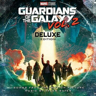 Universal Music Group Various Artists - Guardians of the Galaxy Vol. 2 LP