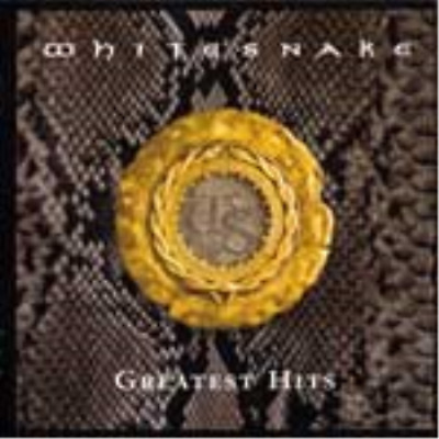Whitesnake-Greatest Hits CD NEW