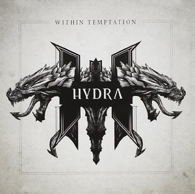 Within Temptation-Hydra Cd New