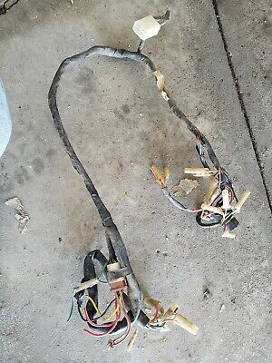HONDA CT70 WIRE Harness K1- K2 1972'-1973' CT70H - $36.95 ... on honda nc50 wiring harness, honda sl70 wiring harness, honda key, honda cb550 wiring harness, honda s90 wiring harness, scooter brake electrical harness, honda sl125 wiring-diagram, honda ruckus wiring-diagram 03, honda cb750 wiring harness, honda ct90 wiring harness, honda ruckus gy6 wiring-diagram, honda ruckus wiring switch, honda crf450x wiring harness,