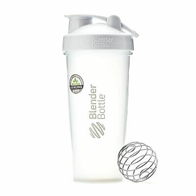 BlenderBottle Classic 28 Oz - White