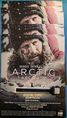 Arctic  Canadian movie code