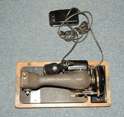 Singer Portable Electric Sewing Machine 128-23 1951 Centennial Edition R20024