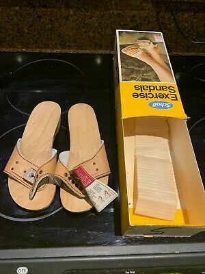 73fbd835cbf7 Dr. Scholls Exercise Sandals Slides in TAN - Size 5 US New in Box Unused