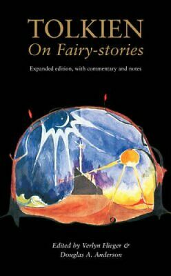 Tolkien On Fairy-Stories by Verlyn Flieger 9780007582914 | Brand New