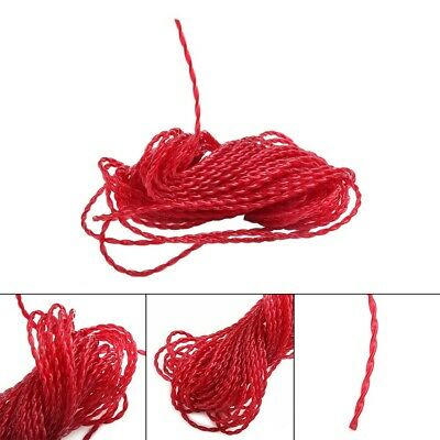 15m X 3mm Strimmer Line For Brush Cutter Grass Trimmer Cord Wire Round String