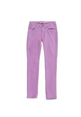 O'NEILL Girls Ash Trousers Slim Fit Lilac Size 13-14 Years
