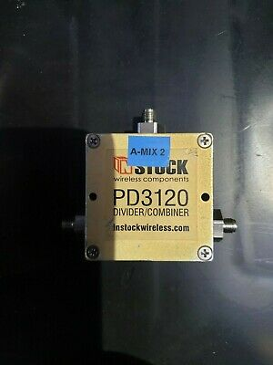 Instock Wireless Components Pd3120 Divider / Combiner (In26S1B2)