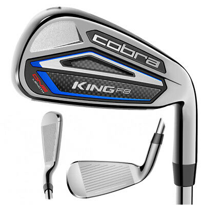 2018 Cobra King F8 One Length Iron Set NEW