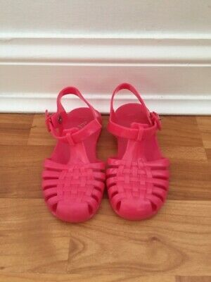 Lovely baby girls jelly sandals from Next, Size 5 Infant, Exc cond!