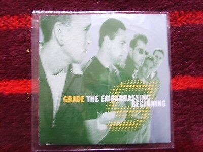 Grade - The Embarrassing Beginning CD American hardcore Victory Records