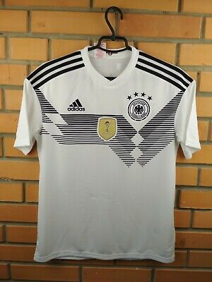 dcaccee40cd GERMANY HOME JERSEY World Cup 2018-2019 - BQ8460 Adidas YOUTH ...