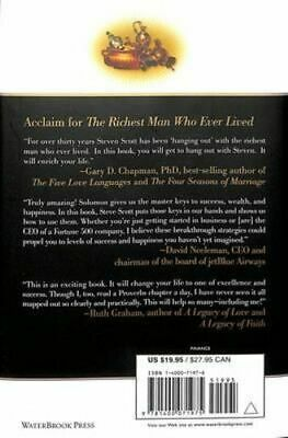 NEW The Richest Man Who Ever Lived By Steven K. Scott Hardcover Free Shipping